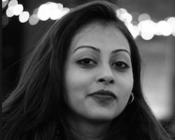 Headshot of Manisha Ganguly