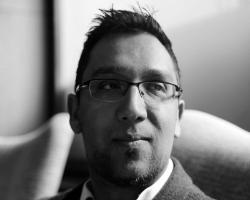 Headshot of Nafeez Ahmed