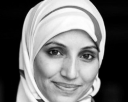 Headshot of Salma Yaqoob