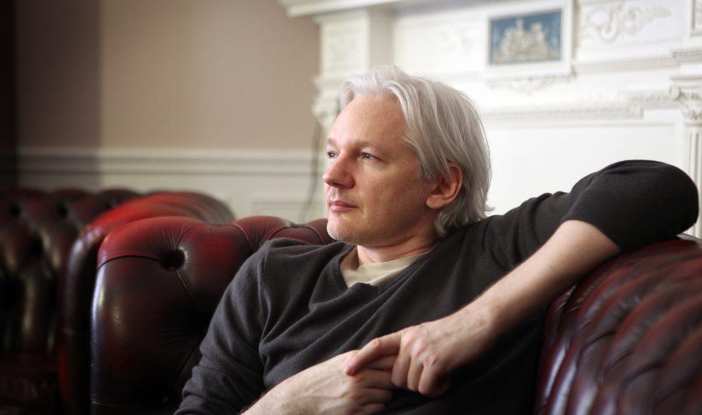 Julian Assange (Photo: Carmen Valiño / Supplied)