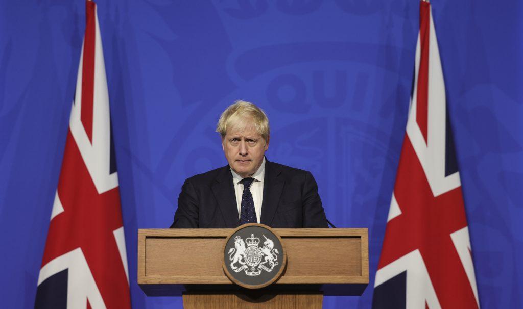 Prime Minister Boris Johnson (Photo: Andrew Parsons / No 10 Downing Street)