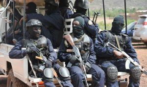 "Mali's anti-terrorist ""Forsat"" unit received UK-funded training (Photo: Habibou Kouyate / AFP via Getty)"