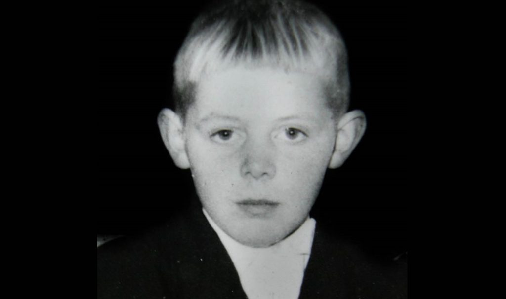 16 year-old Henry Cunningham was murdered by Ulster Volunteer Force gunmen in 1973 (Supplied)